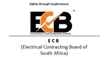 ECB - Electrical Contracting Board of South Africa